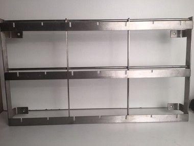 Fundo de churrasqueira 40x 50 cm
