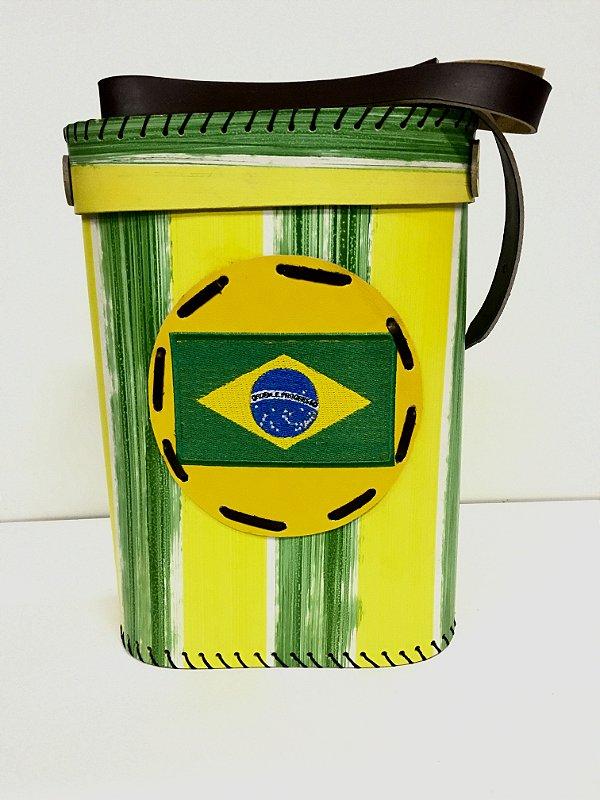Mateira de chimarrão - recouro - Brasil - 207