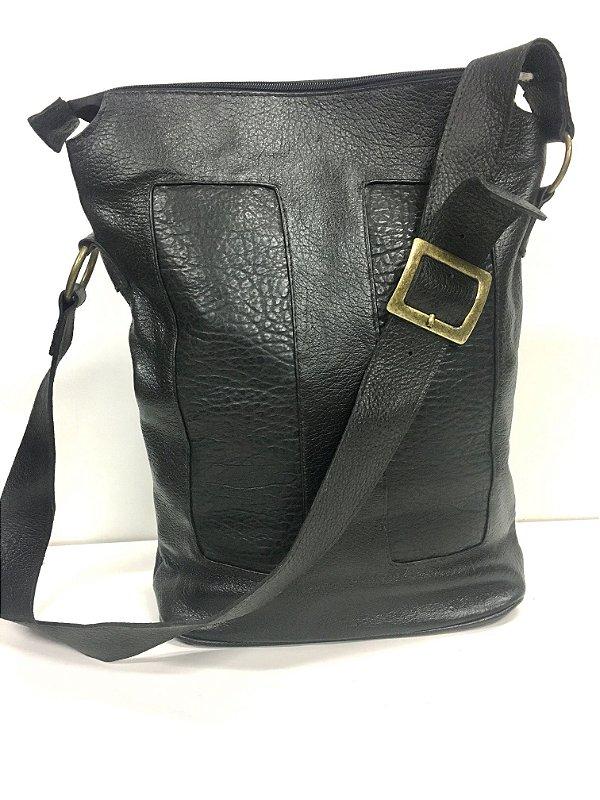Mateira bolsa em couro 1 Litro - 207