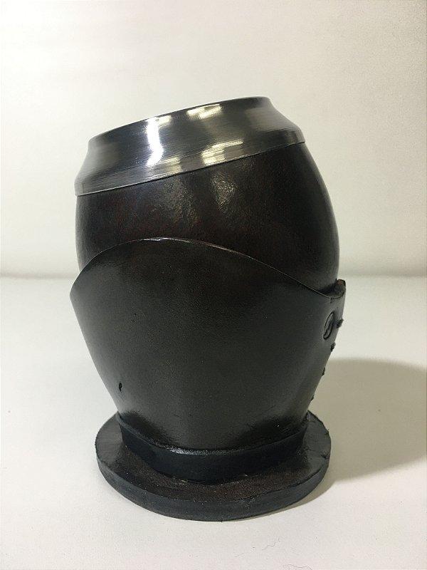 Cuia coquinho com suporte - 207
