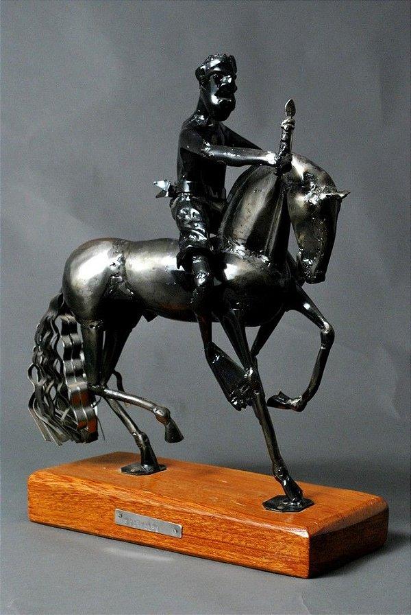 Escultura Negrinho do pastoreio
