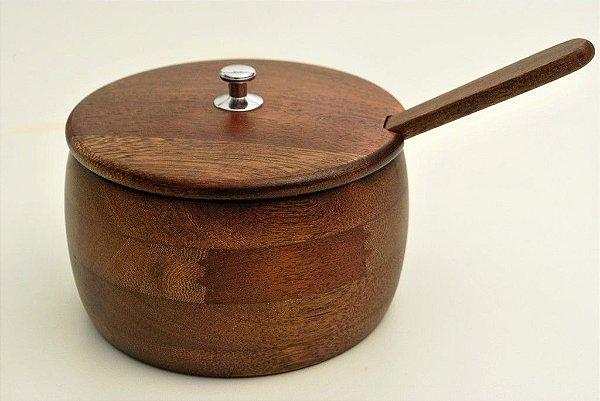 Farinheira em madeira/colher