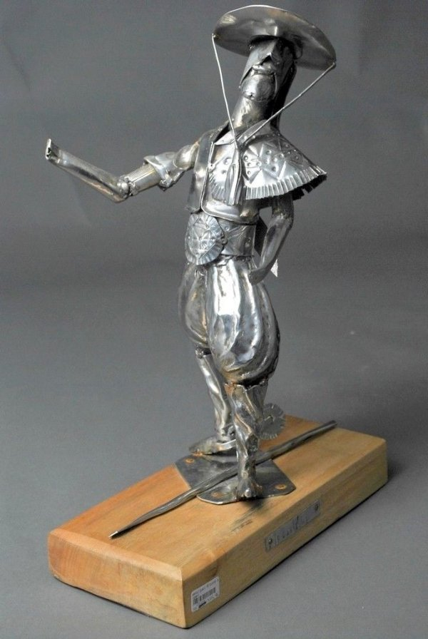 Escultura de Gaúcho temático
