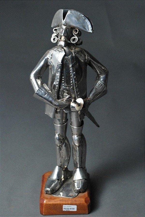 Escultura Soldado Francês
