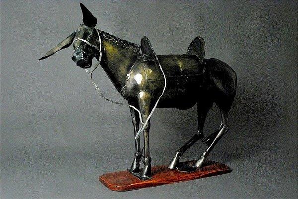 Escultura  Burro do Sancho Pança