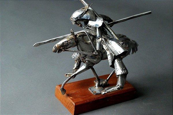 Escultura índio Guerreiro