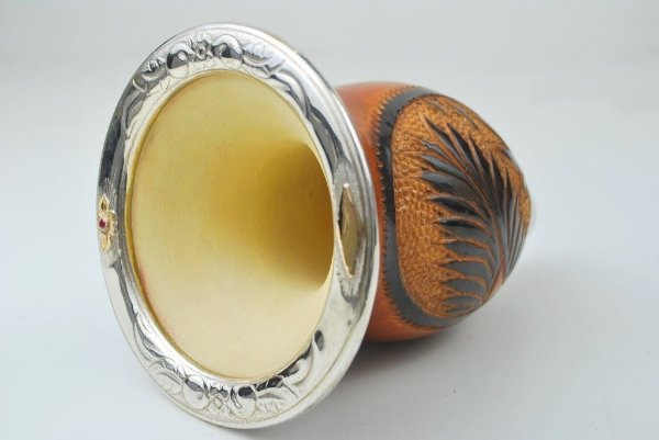 Cuia MS 04 c/1 chapa/pedra