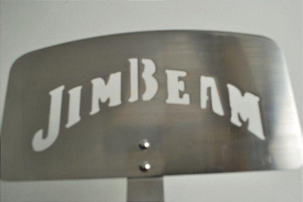 Espátula Jim Beam para assados e grelhados