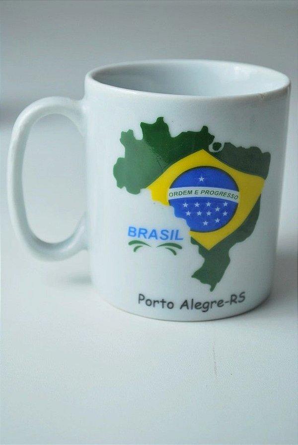 Caneca Brasil Porto Alegre