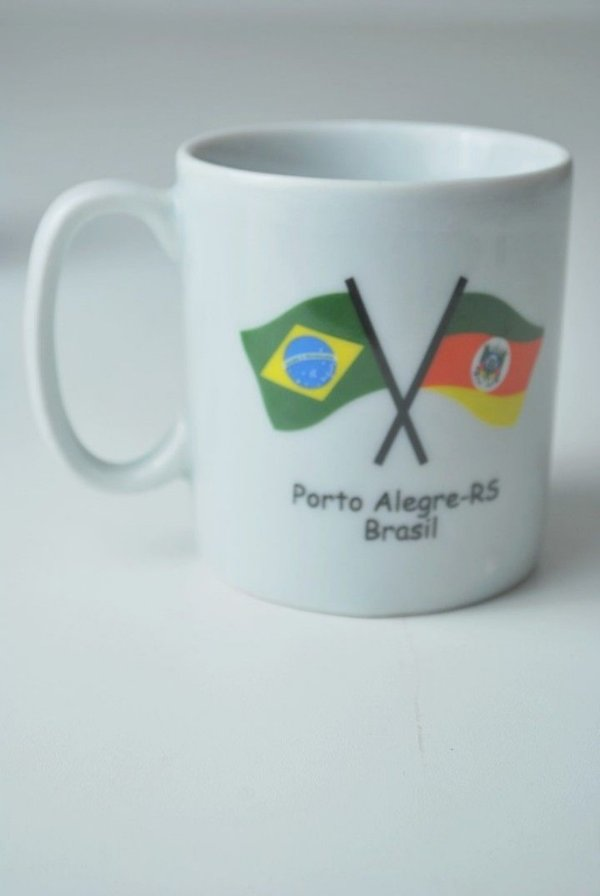 Caneca Porto Alegre - RS