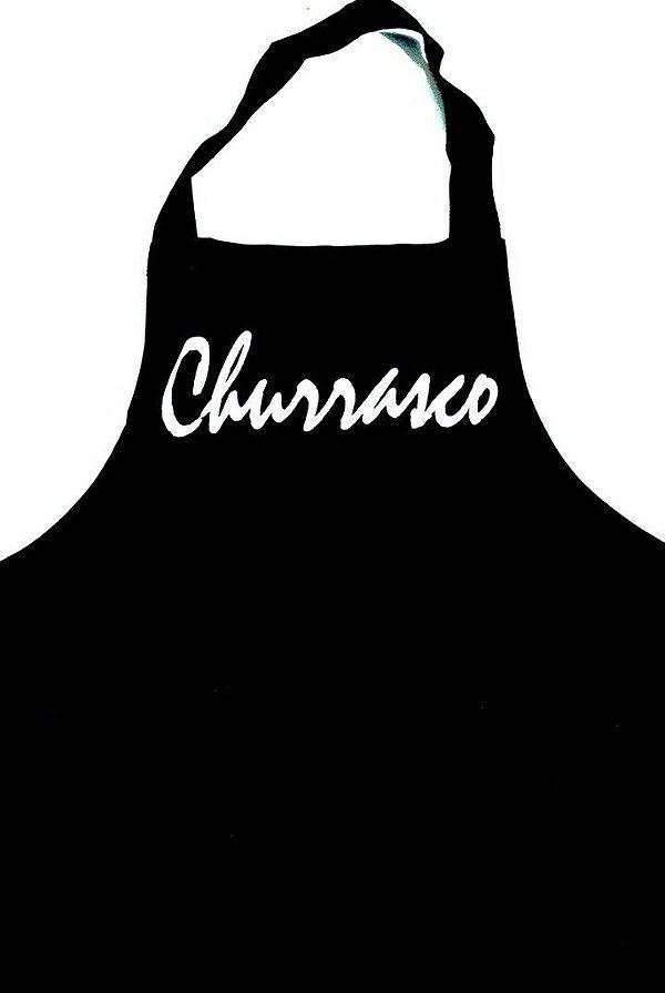 Avental churrasco