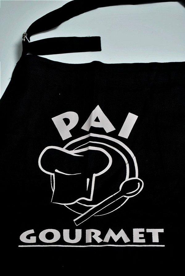Avental Pai gourmet