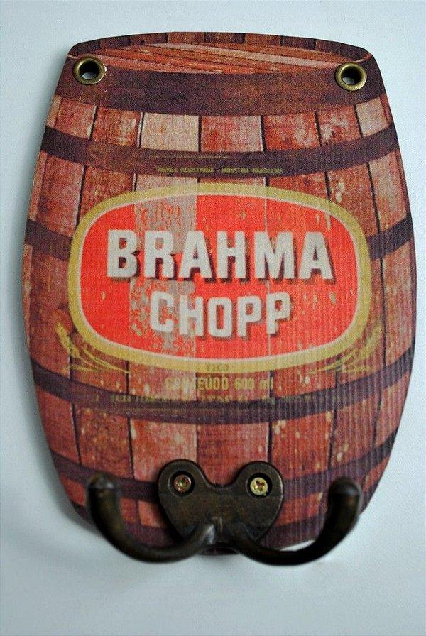 porta chave pequeno Brahma Chopp