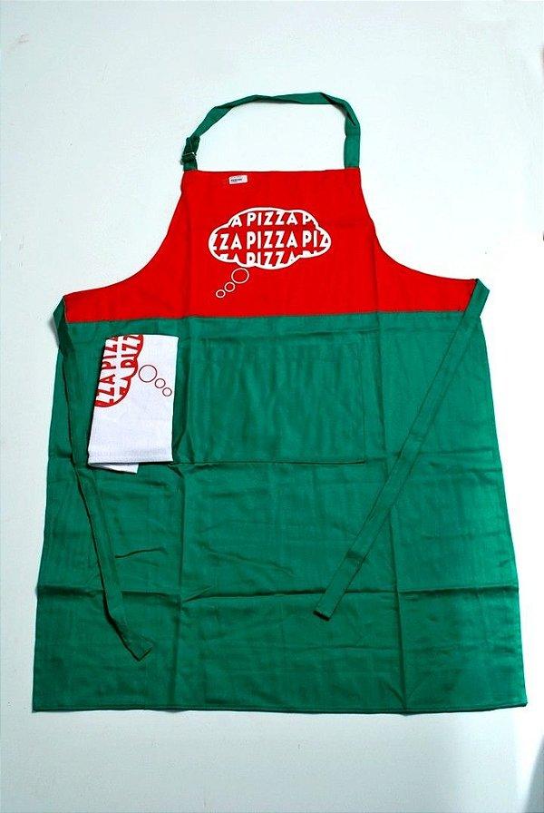 Avental - Pizza