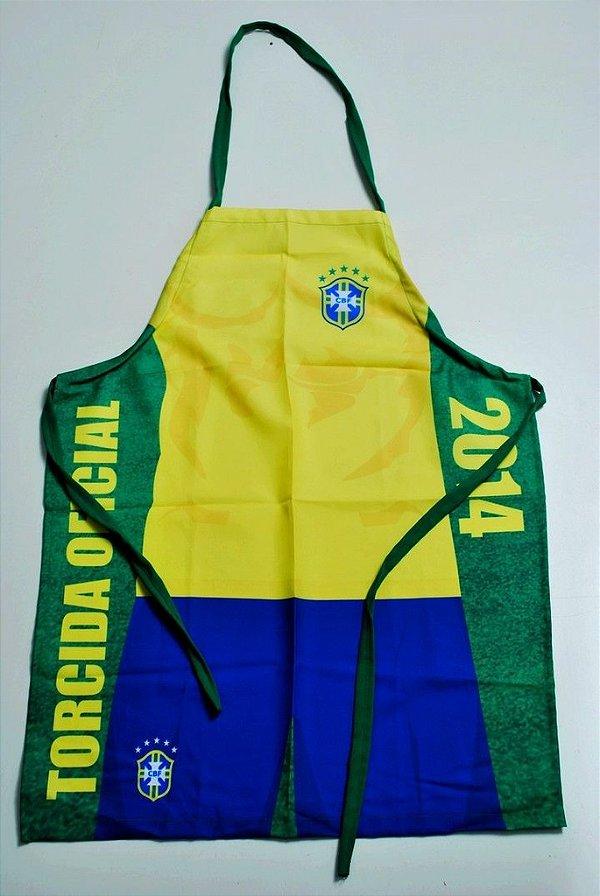 Avental - Seleção Brasileira 2014 - 207