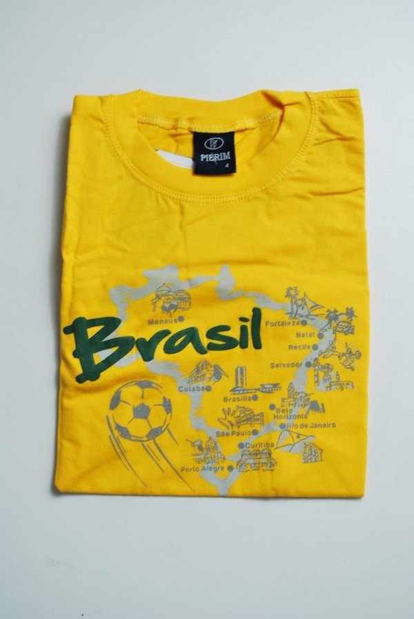 Camiseta Infantil tamanho 4