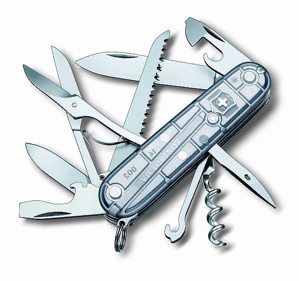 Canivete Victorinox 1.3703 T7 Climber Prata - 208