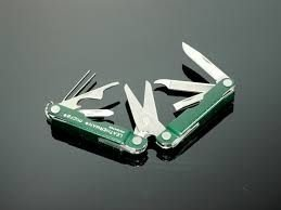 Canivete Leatherman Micra Green