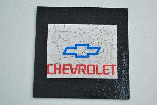 Porta copo individual - Chevrolet
