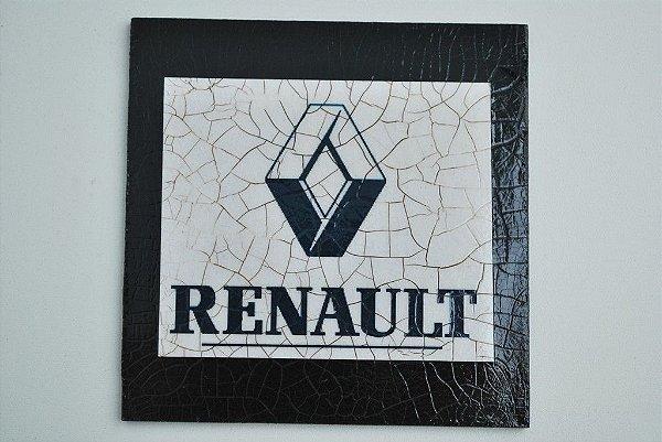 Porta copo individual - Renault
