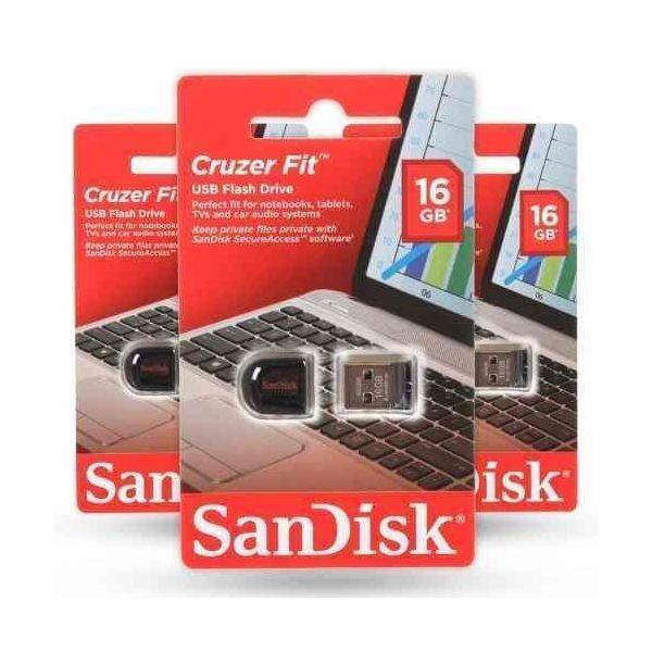 PENDRIVE CRUZER BLADE 16GB SANDISK