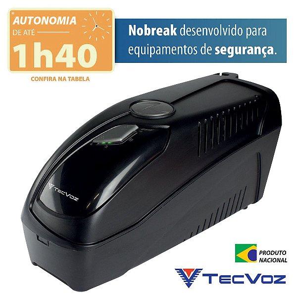 NOBREAK TECVOZ ESPECIAL PARA CFTV - TV6000