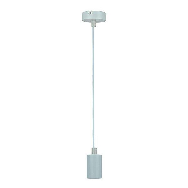 P14174A- Soft BlueP14174A-Soft-Blue – Pendente colorido azul claro - Atacadista - Premier Iluminação