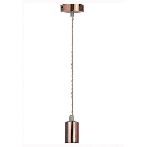 A485-Cobre – Fio Cromado Rosé-Gold - Atacadista - Premier Iluminação