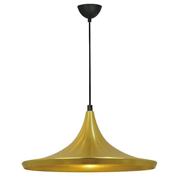 P662-H-Gold - Pendente Alumínio Dourado-2 - Atacadista - Premier Iluminação