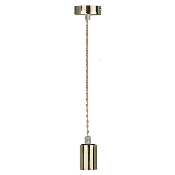 A485-Gold – Fio Cromado Dourado - Atacadista - Premier Iluminação