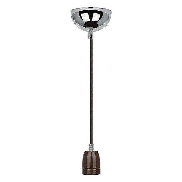 P110618-Coffe – Fio bocal cerâmica café - Atacadista - Premier Iluminação