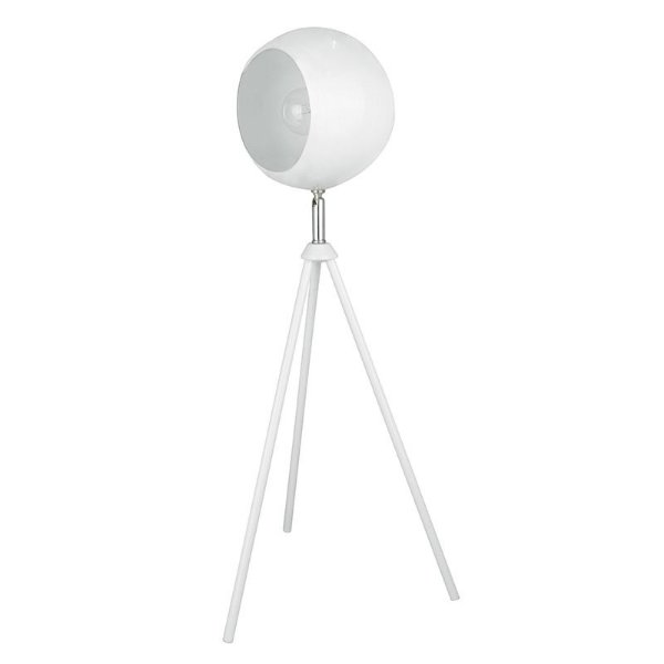 F12013B-1T-White – Abajur Direcionável Branco - Atacadista - Premier Iluminação