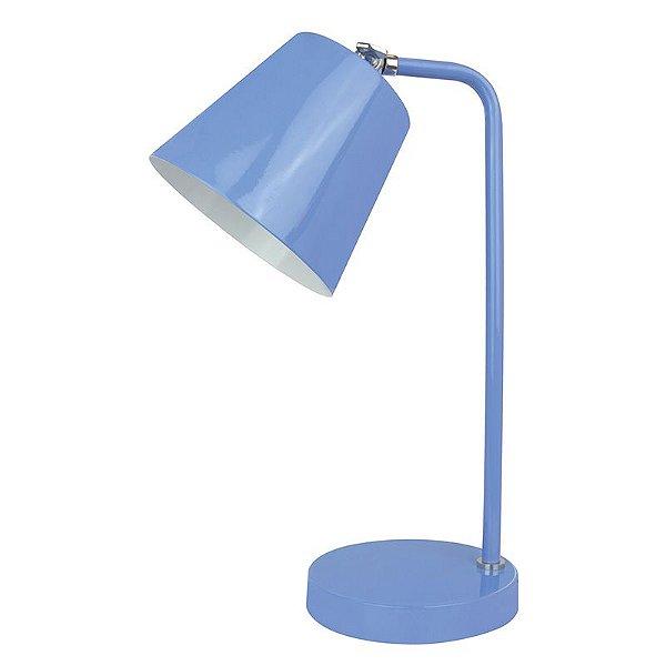 WL14040A-1T-Blue – Luminária azul cúpula móvel - Atacadista - Premier Iluminação