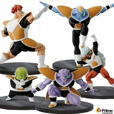 [ENCOMENDA] Ginyl Force Dragon Ball Z Dramatic Showcase Banpresto original