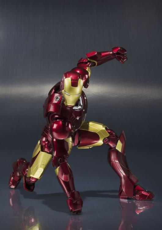 [ENCOMENDA] Iron Man mark 3 S.H. Figuarts original
