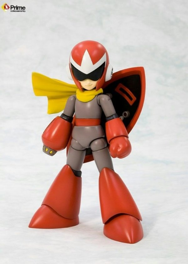 Protoman Kotobukiya Plastic Model Kit 1/10 Original