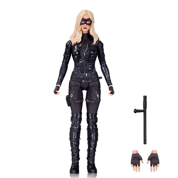[ENCOMENDA] Black canary Arrow DC Collectibles Original