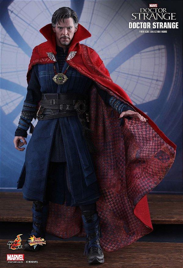 [ENCOMENDA] Doctor Strange Marvel Hot Toys Original