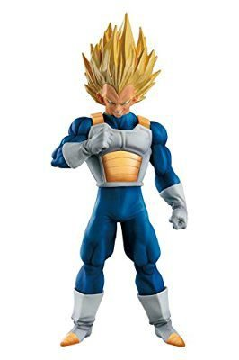 [ENCOMENDA] Vegeta Super Sayiajin Dragon Ball Super Scultures 6 Banpresto Original