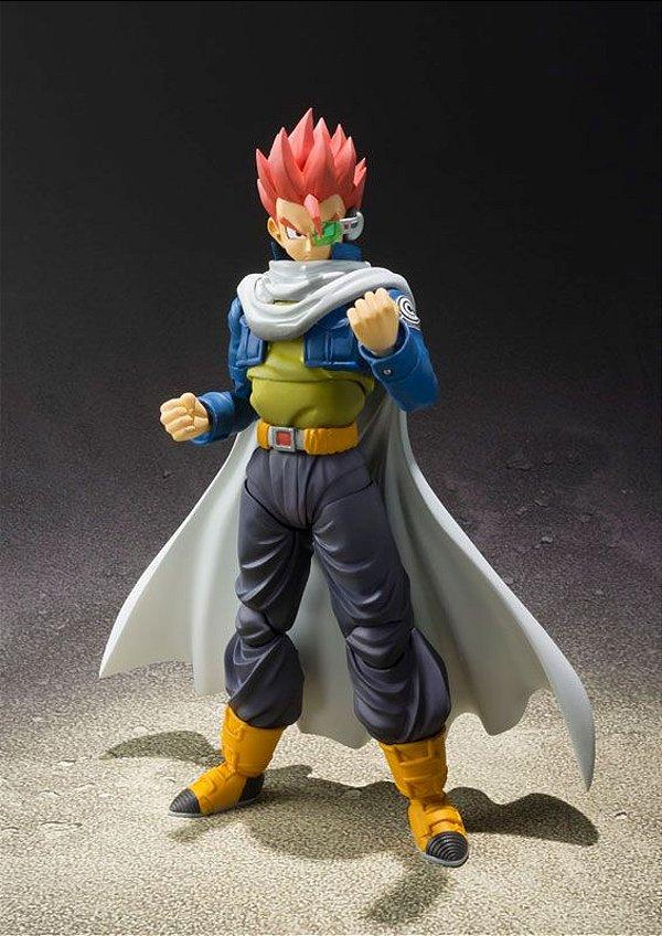 [ENCOMENDA] Patrulheiro do Tempo Dragon Ball Xenoverse S.H. Figuarts Bandai Original