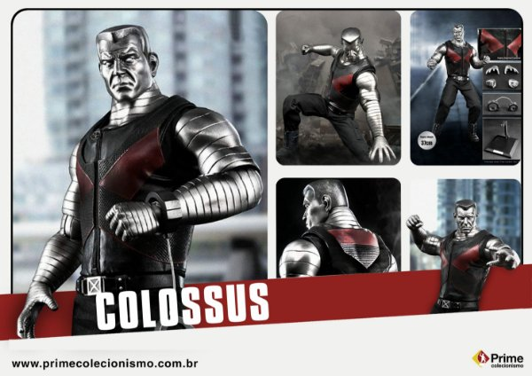 Colossus X-Men The Steel Toys Era