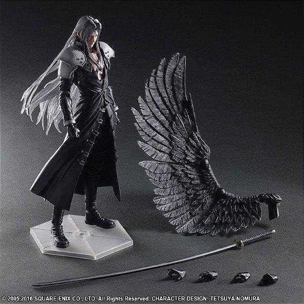 [ENCOMENDA] Sephiroth Final Fantasy VII: Advent Children Square Enix Play Arts Kai Original