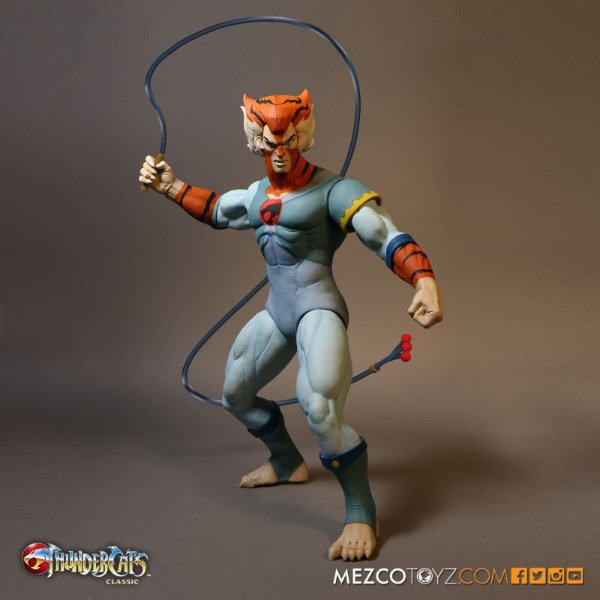 [ENCOMENDA] Tygra Thundercats Classic Mega-Scale Mezco Toyz Original
