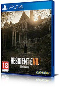 Resident Evil 7 Biohazard Play Station 4 MÍDIA FÍSICA