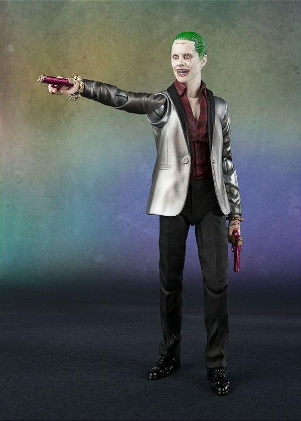 Joker Suicide Squad S.H. Figuarts Bandai Original