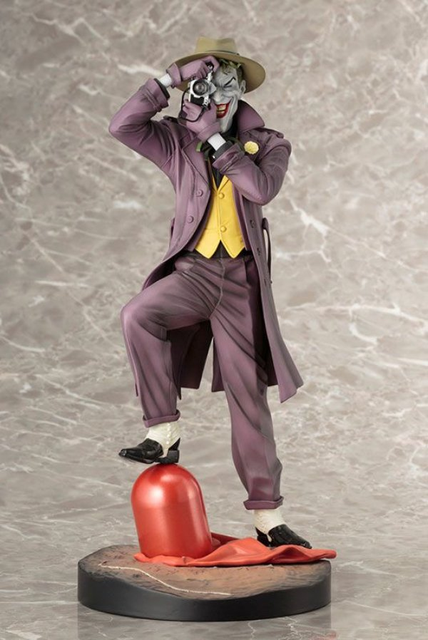 [ENCOMENDA] Joker Batman The killing Joke ARTF-X Second Edition Statue Kobotukiya Original