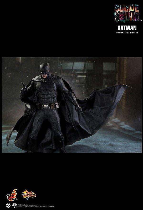 Batman Esquadrão Suicida Movie Masterpieces Hot Toys 1/6 Original