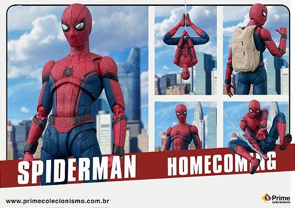 Spider-man Homecoming S.H.Figuarts Bandai Original