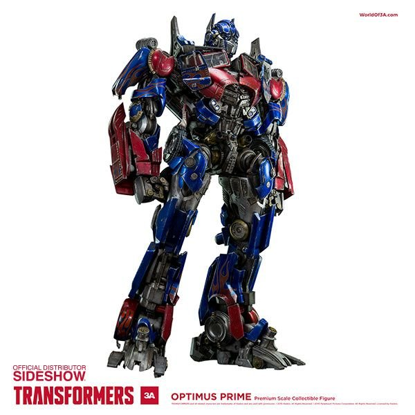 [ENCOMENDA] Optimus Prime Transformers Premium Scale Threezero