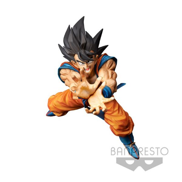 Son Goku Kamehameha Wave Banpresto Original